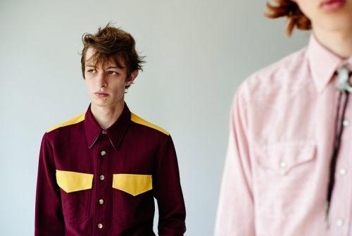 This Estonian agency has an eccentric cast of editorial new boys