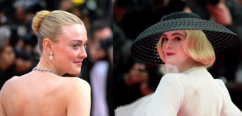 Duel sur Red Carpet : Dakota Fanning vs Elle Fanning