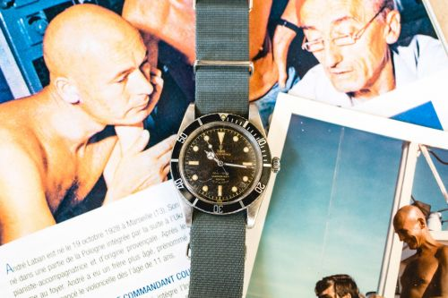 TUDOR & la MARINE NATIONALE