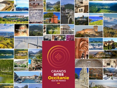 Grands Sites Occitanie Sud de France, de fabuleux voyages en Occitanie