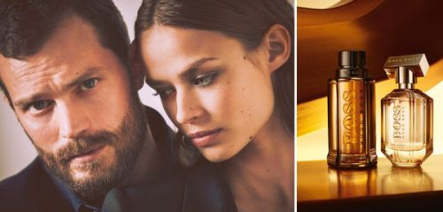 "Hugo Boss : zoom sur la sortie du duo de parfums ""Boss The Scent"""