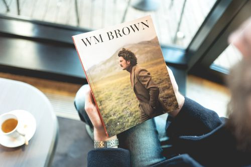 WM BROWN Magazine  Automne 2018