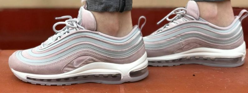JD Sports:  Une journée avec la Nike Air Max 97 Ultra rose, mes impressions