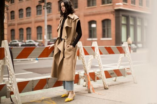The Spring Trench