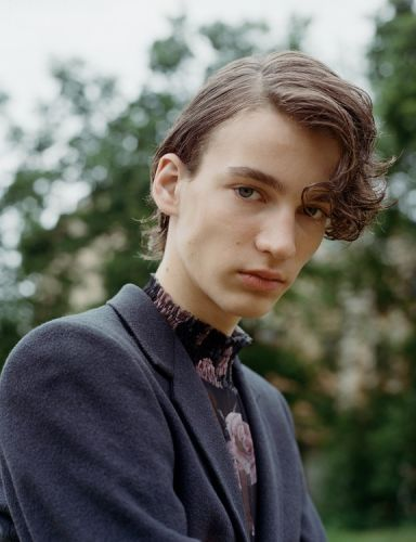 This Latvian agency only scouts the most runway relevant male models