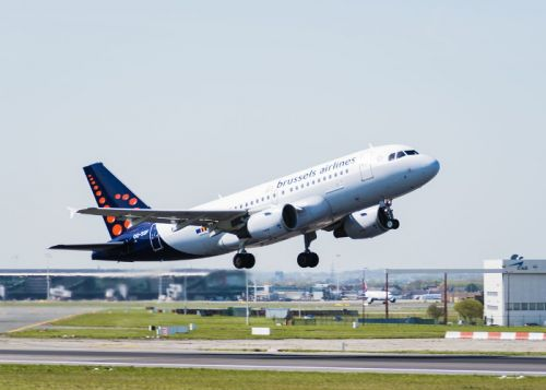 Brussels Airlines dépasse le million de passagers en juillet