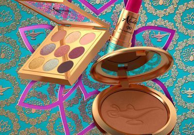 ELLEBeautyCrush:  le make-up Aladdin x Mac Cosmetics
