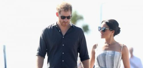 "Meghan et Harry comparés à un couple de ""Friends"" par leur entourage"