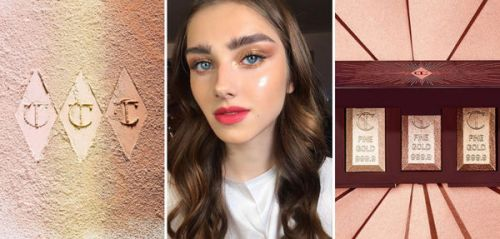 L'highlighter prend une nouvelle dimension avec le Skin Gilding