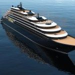 Le premier navire Ritz-Carlton Yatch Collection