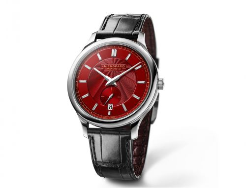 Chopard Red Carpet L.U.C XPS 1860:  une montre de star