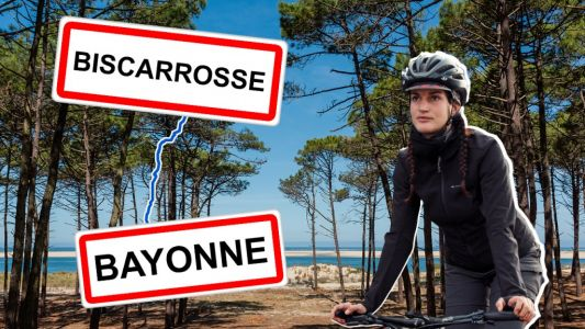 Road to Evora:  Biscarrosse - Bayonne